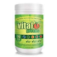 VITAL GREENS 120G - Natural Food Barn
