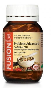 FUSION Probiotic Adv 90C - Natural Food Barn