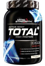 VITAL STRENGTH TOTAL PROTEIN 750G CHOCOLATE - Natural Food Barn