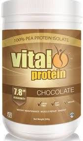 VITAL PROTEIN CHOC 500G - Natural Food Barn