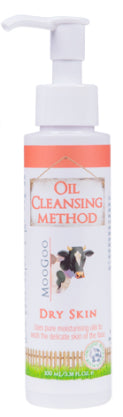 MOOGOO OIL CLEANSER DRY SKIN 100ML - Natural Food Barn