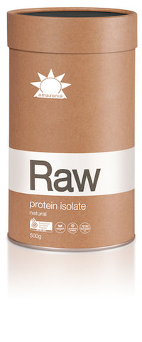 AMAZONIA RAW NATURAL 500G - Natural Food Barn