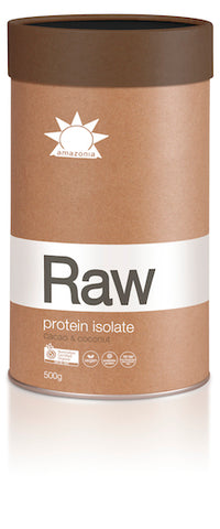 AMAZONIA RAW CACAO & COCONUT 500G - Natural Food Barn