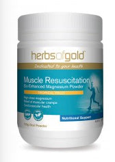 Herbs of Gold MUSCLE RESUSCITATION 300G - Natural Food Barn