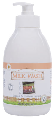 MOOGOO MILK WASH 500ML - Natural Food Barn