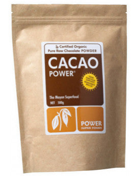POWER CACAO POWDER 125G