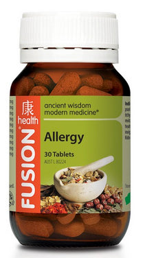 FUSION Allergy 30tabs - Natural Food Barn