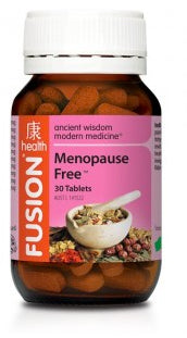 FUSION Menopause Free 60t - Natural Food Barn