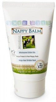 MOOGOO NAPPY BALM 100GM - Natural Food Barn