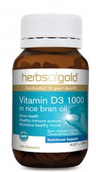 Herbs of Gold VITAMIN D3 240C - Natural Food Barn