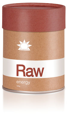 AMAZONIA RAW ENERGY 120G - Natural Food Barn