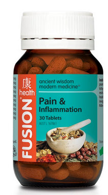 FUSION Pain & Inflamation 60tabs - Natural Food Barn