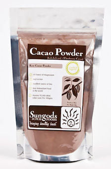SG CACAO POWDER 500GM - Natural Food Barn