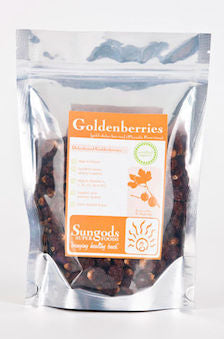 SG GOLDEN BERRY 150GM - Natural Food Barn