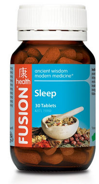 FUSION Sleep 30tabs - Natural Food Barn