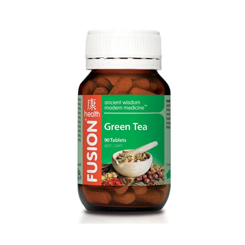 FUSION Green Tea 30t - Natural Food Barn