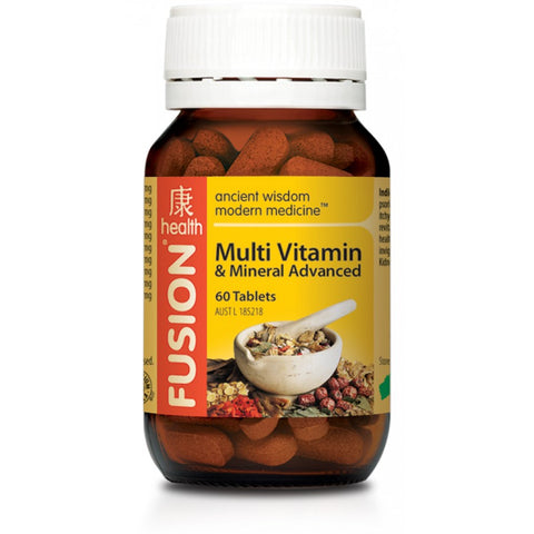 FUSION Multi Vitamin 60t - Natural Food Barn