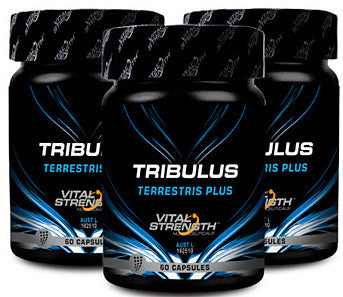 VITAL STRENGTH TRIBULUS TERRESTRIS 60C
