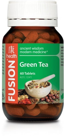 FUSION Green tea 90T - Natural Food Barn