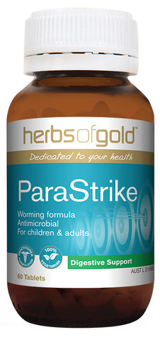 Herbs of Gold PARASTRIKE 60T - Natural Food Barn