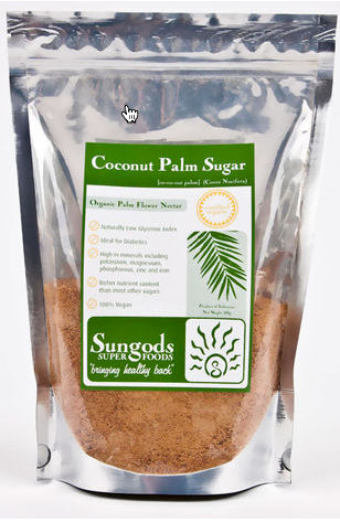 SG COCO PALM SUGAR 500G - Natural Food Barn