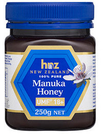 HNZ MANUKA 18+ 250g - Natural Food Barn