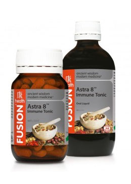 FUSION Astra 8 Immune Tonic 100ml - Natural Food Barn