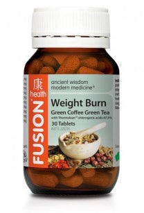 FUSION Weight Burn 90T - Natural Food Barn