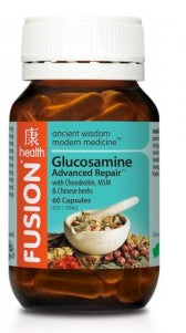 FUSION Glucosamine Adv 60C - Natural Food Barn