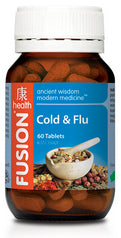 FUSION Cold Flu 30T - Natural Food Barn