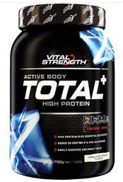 VITAL STRENGTH TOTAL PROTEIN 750G VANILLA - Natural Food Barn