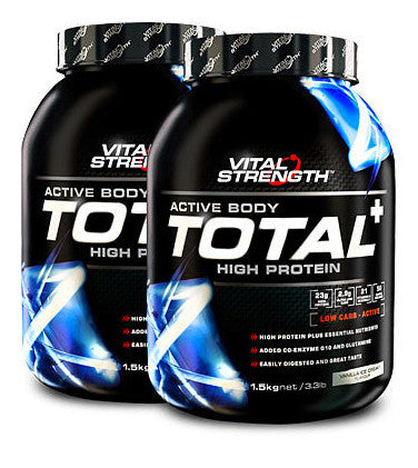 VITAL STRENGTH TOTAL PROTEIN 1.5KG VANILLA