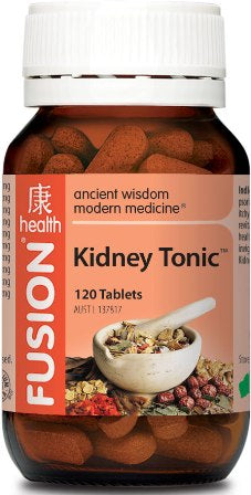 Fusion Kidney Tonic 120t - Natural Food Barn