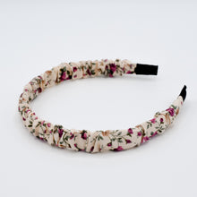 Load image in Gallery view, Cotton diadem Emma floral print