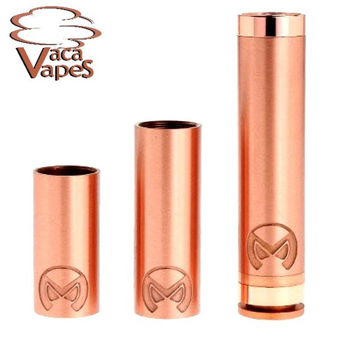 Morpheus Mechanical Mod Clone - 3 Tube Set - In Copper
