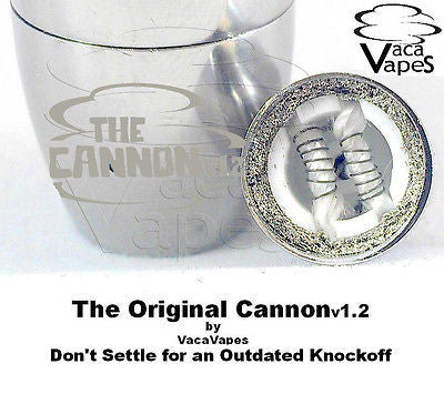 The ORIGINAL Cannon Atomizer Replacement Coils