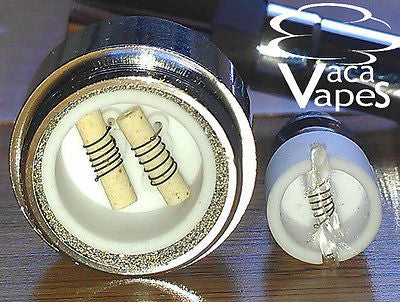 Replacement Coil for the Culverin Atomizer, The CANNON's Counterpart!