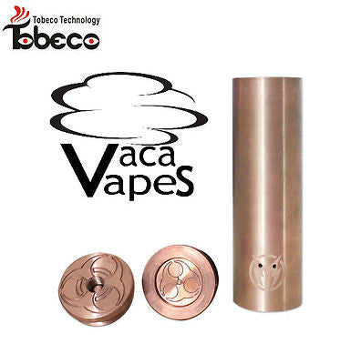 Copper Mutant 26650 Mechanical Mod Clone