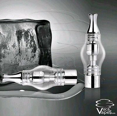 Single Yocan Yo-Pep Atomizer/Vaporizer for Heavy Oil w/ TITANIUM Coil