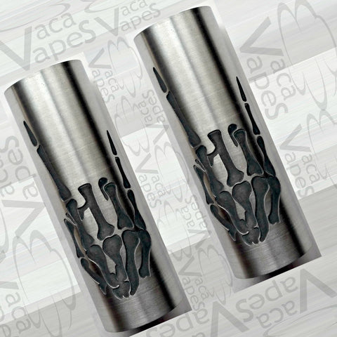 Etched SLEEVE for Limitless Mods by VacaVapes in Copper, Brass aluminum #L0008