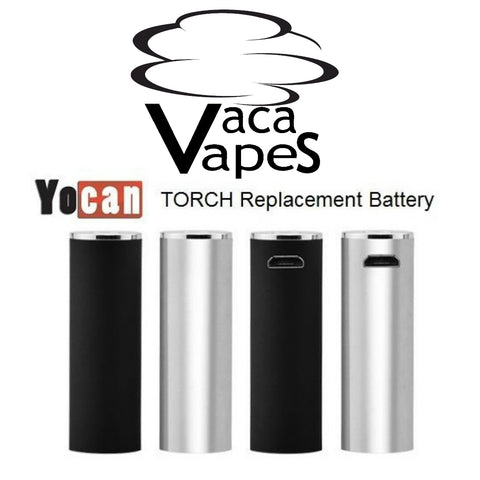 Authentic Yocan Torch Replacement Batteries