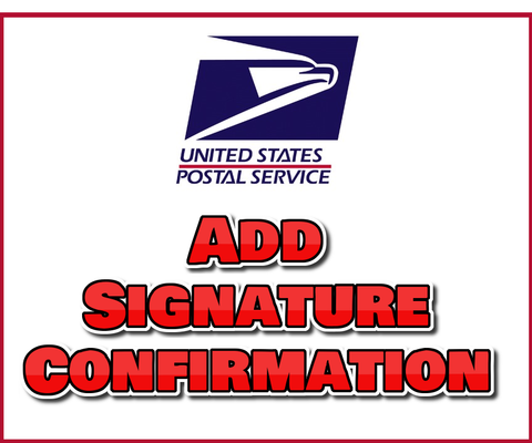 Signature Confirmation
