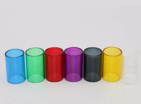 Replacement Glass Tube for Kanger Subtank Mini Many Colors