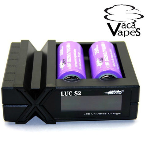 Efest LUC S2 Dual Bank Charger
