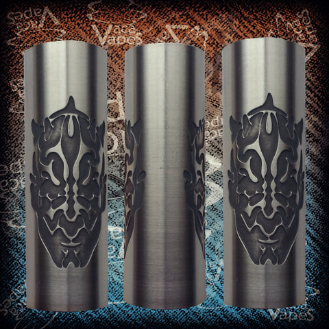 Etched SLEEVE for Limitless Mods by VacaVapes in Copper, Brass aluminum #L0006
