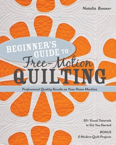 beginners guide to free motion quilting