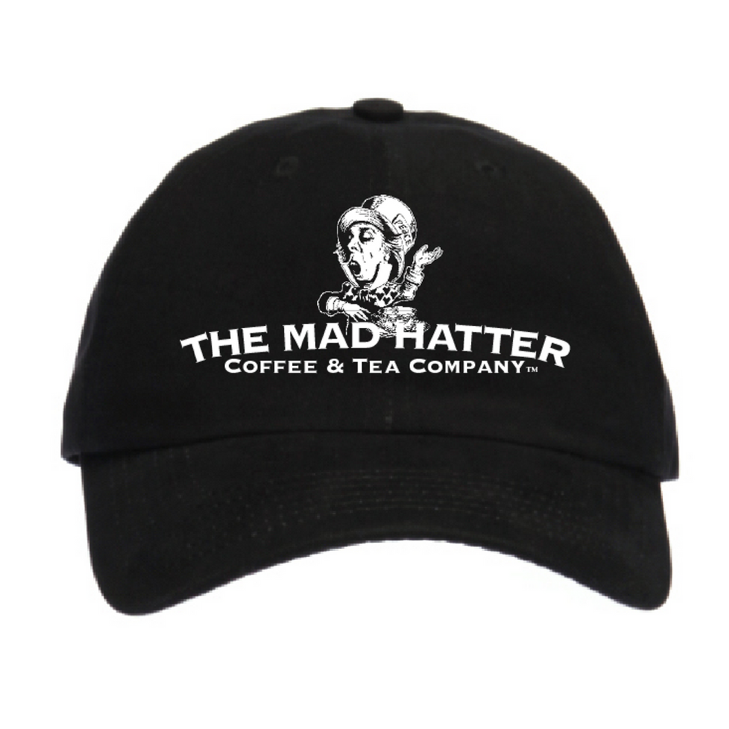 Mad Hatter Embroidered Cap