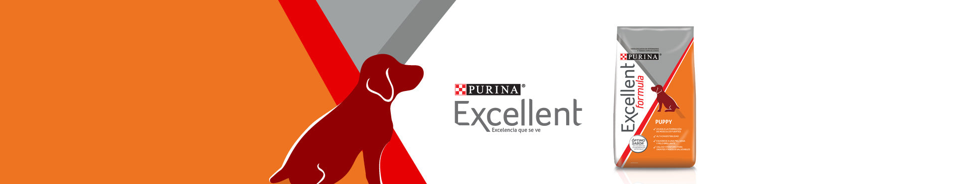 purina excellent puppy