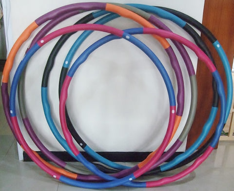 Hoops with smaller diameter and different tube sizes