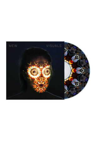 Mew Visuals CD